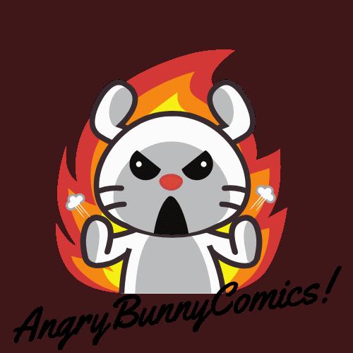 Angry Bunny Comics